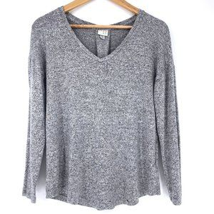 A NEW DAY V-Neck Sweater Green Size XS
